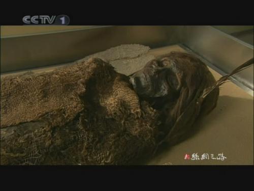 楼兰女尸小河公主容貌复原图 中国最古老干尸历经四千年