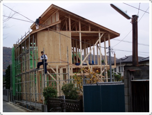 木质结构的房子-天沙和小宝-搜狐博客