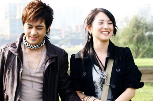 台湾青春偶像剧《放羊的星星》——对望图片