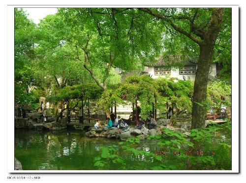苏州七里塘风景区