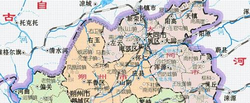 右玉县位于山西省的西北部,北与西北以古长城为界,与内蒙古图片
